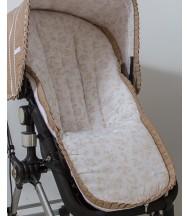 "Colchoneta silla ligera standard ""Versalles"""