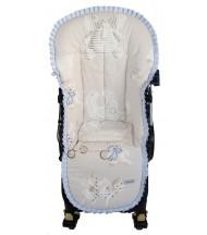 """Colchoneta de silla """"Bambole"""""""