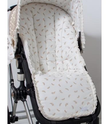 """Colchoneta silla ligera standard """"Faisán"""""""