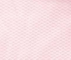 Piqué de nido rosa