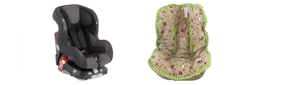 Colchonetas silla de coche